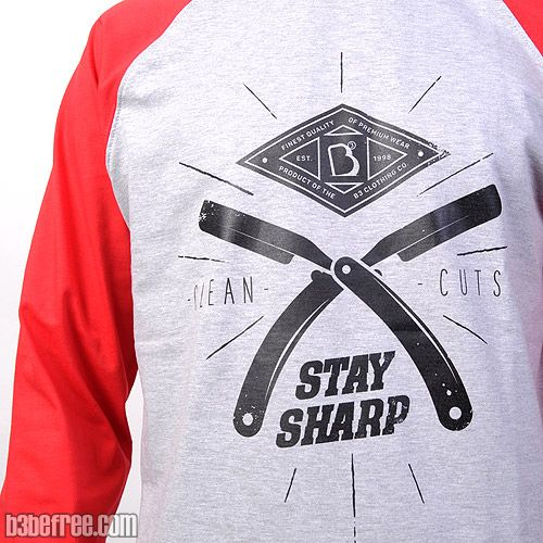 B3 Stay Sharp